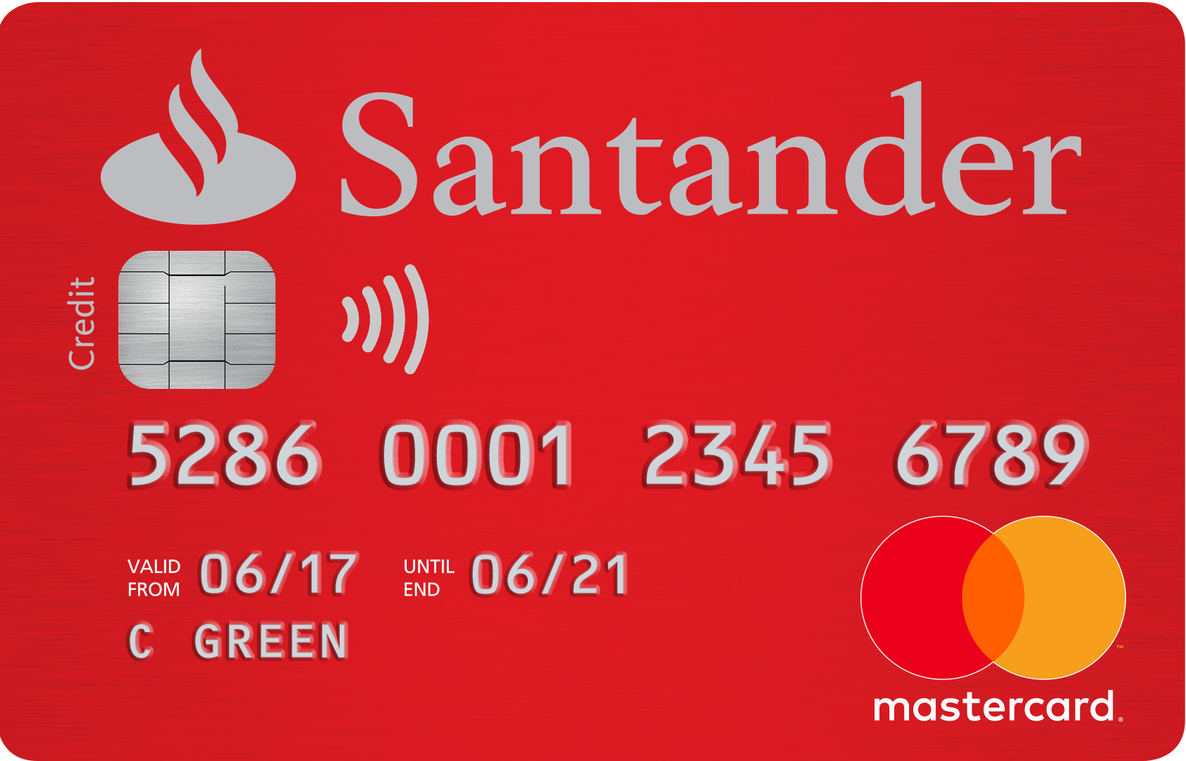 Santander | Everyday Credit Card-logo