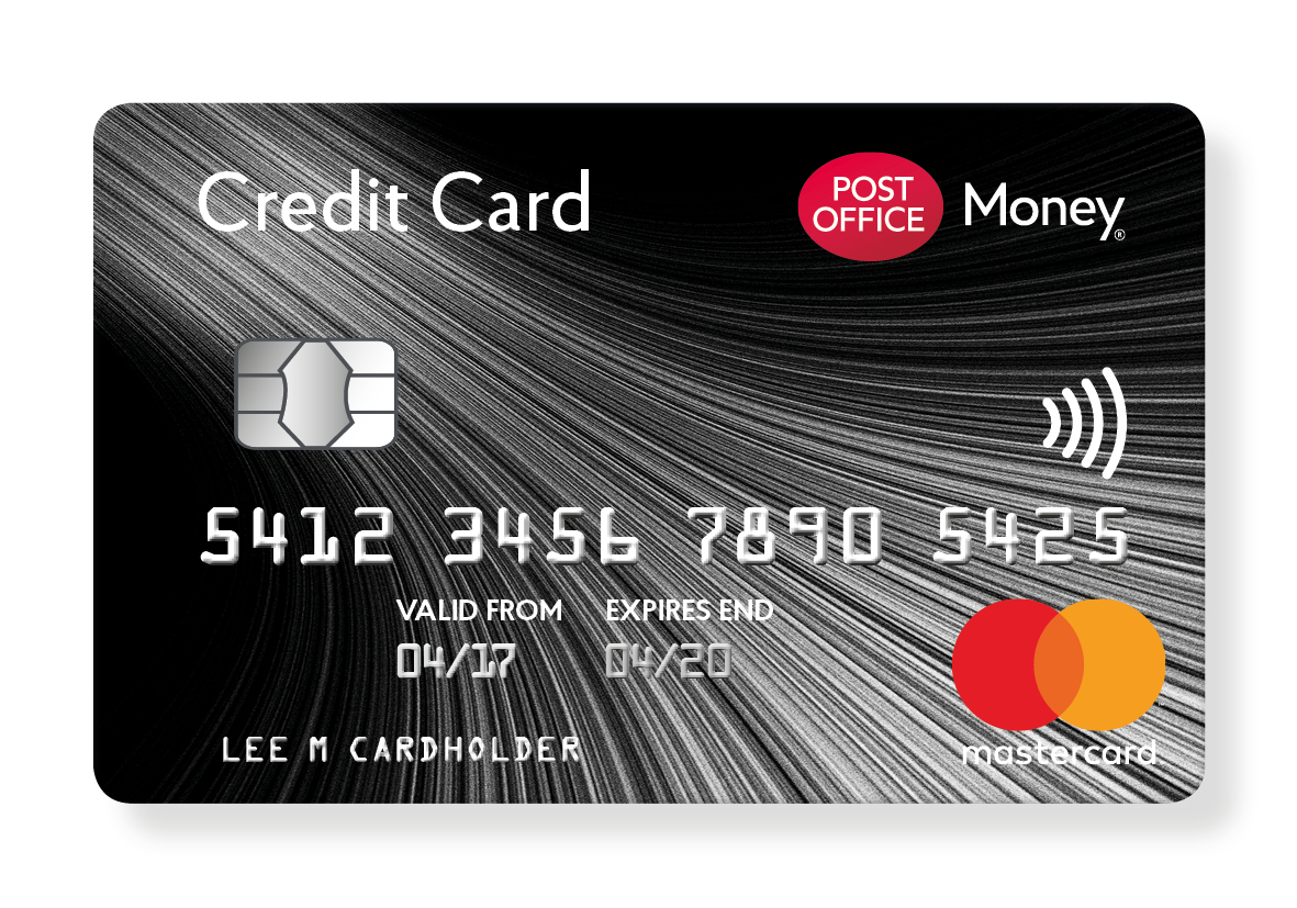 Post Office Money® | Classic credit card-logo