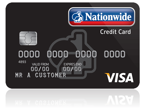 Nationwide | Credit Card-logo