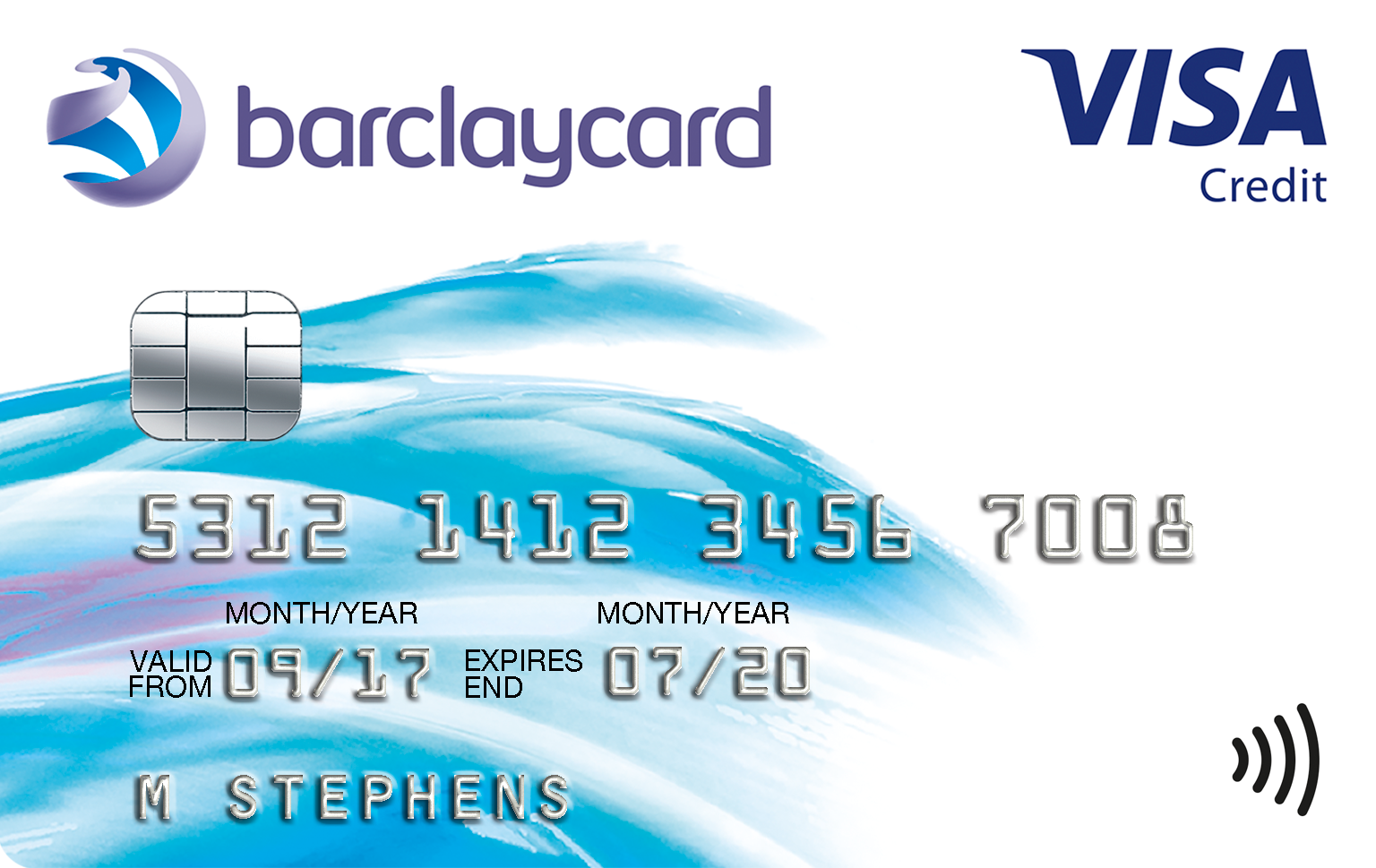 Barclaycard | Platinum 18 months purchase and balance transfer -logo