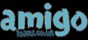 Amigo Loans} logo