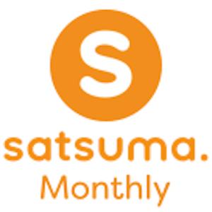 Satsuma Loans Monthly} logo