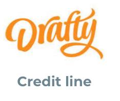 Drafty Credit Line-logo