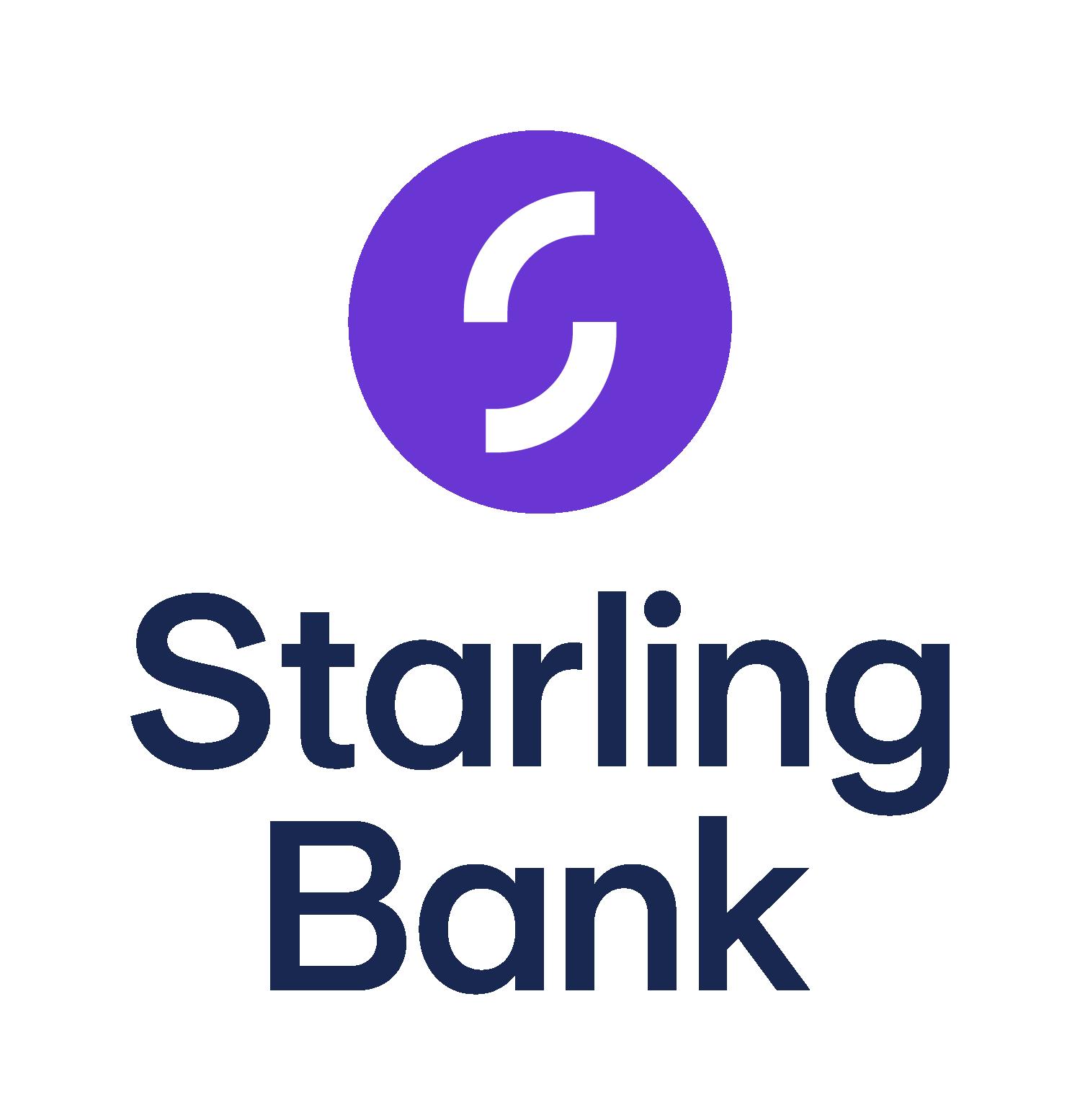 Starling Bank | Digital only bank account-logo