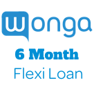 Wonga 6 Month Flexi Loan-logo