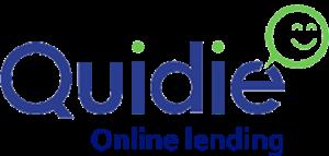 Quidie Online Lending} logo