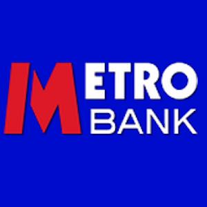 Metro Bank} logo