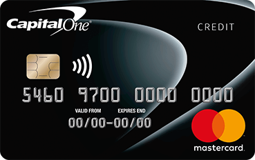 Capital One | Classic credit card-logo