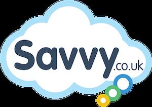 Savvy} logo