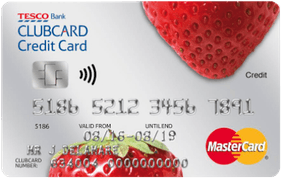 Tesco | Foundation credit card -logo