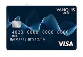 Vanquis | Visa credit card-logo